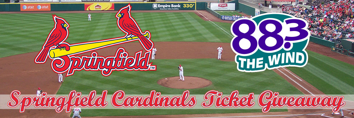 Springfield Cardinals Ticket Giveaway